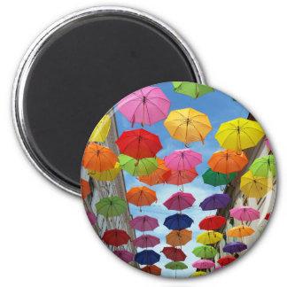 Imã Telhado dos guarda-chuvas