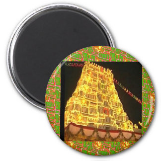 Imã Templo Hindu de TIRUPATI: India sul