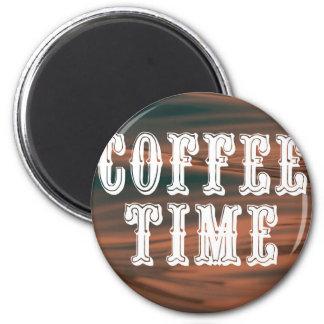 Imã Tempo do café