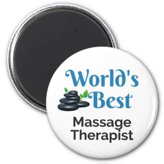 Imã Terapeuta da massagem do mundo o melhor