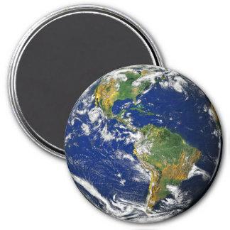 Imã Terra do planeta