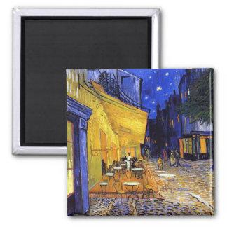 Imã Terraço do café na noite por Vincent van Gogh