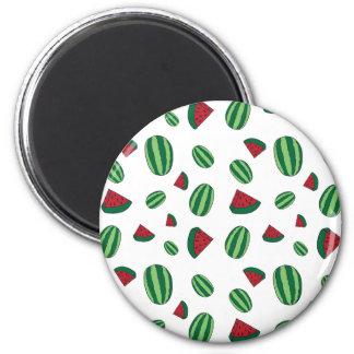 Imã Teste padrão da melancia
