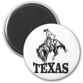 Imã Texas preto