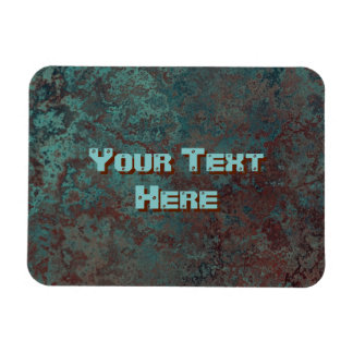 """Ímã Texto """"de cobre"""" do impressão da corrosão flexível"""