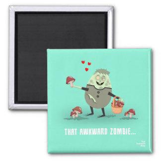 Imã That Awkward Zombie
