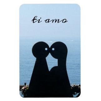 Ímã ti amo (eu te amo) Italia