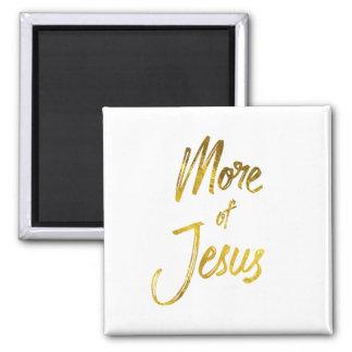 Imã Tipografia do ouro: Mais de citações de Jesus