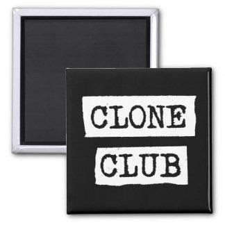 Imã Tipografia órfão do clube do clone do preto |