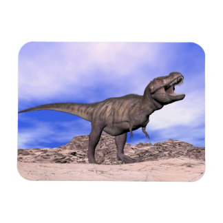 Ímã Tiranossauro que ruje - 3D rendem