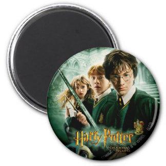 Imã Tiro do grupo da maquineta de Harry Potter Ron Her
