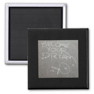 Imã Torna-se seu ímã preto inspirado ideal