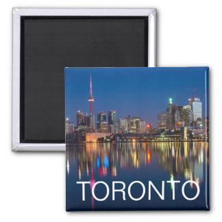 Imã Toronto, Ontário, ímã da skyline da noite de