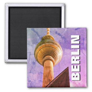 Imã Torre da tevê de Berlim