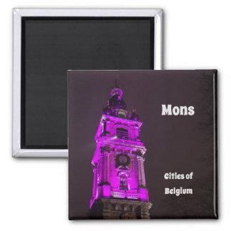 Imã Torre de sino de Mons Bélgica