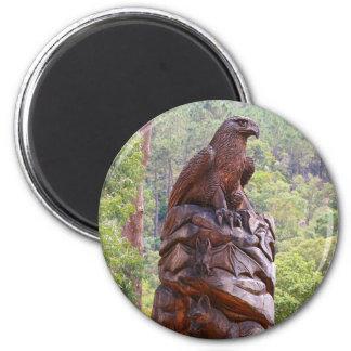 Imã Totem que cinzela, Portugal de Eagle