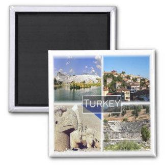 Imã TR * Turquia - Unesco Nemrut Dag & Pamukkale