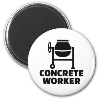Imã Trabalhador concreto