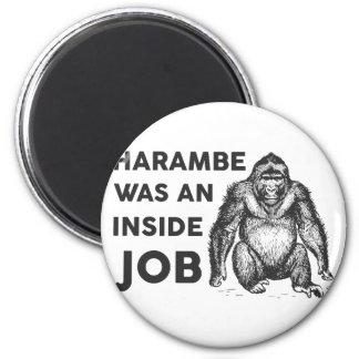 Imã Trabalho interno Harambe