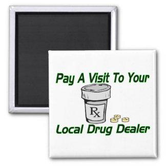 Imã Traficante de drogas local