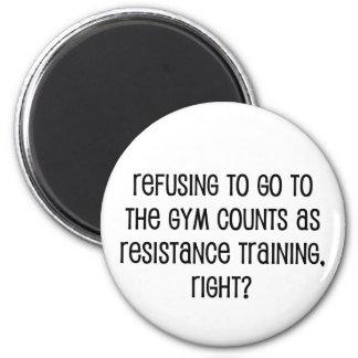 Imã Treinamento da resistência