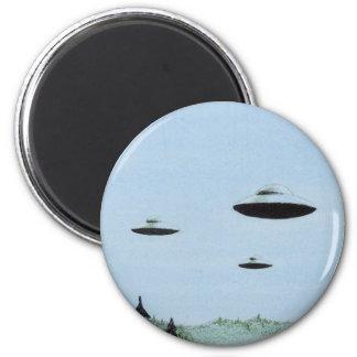 Imã Trio do UFO