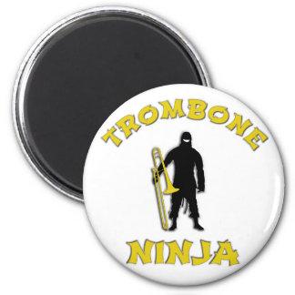 Imã Trombone Ninja