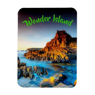 Ímã Trópico da ilha da maravilha