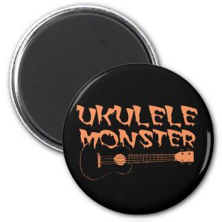 Imã ukulele assustador