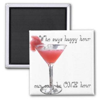 Imã Um e somente happy hour