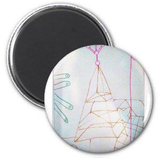 Imã Um jogo do grânulo de vidro dos Geometers