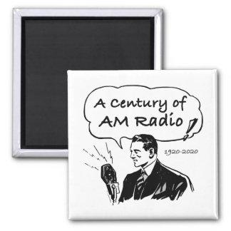Imã Um século do rádio do AM