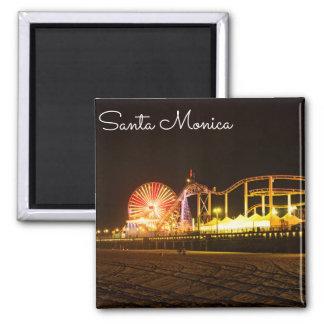 Imã Uma noite em Santa Monica Califórnia