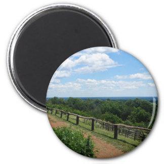Imã Uma vista de Monticello