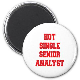 Imã Único analista superior quente