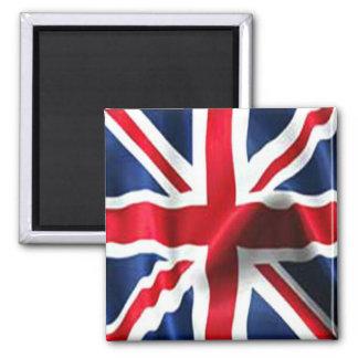 Imã Union Jack de seda