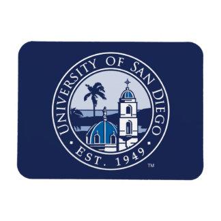 Ímã Universidade de San Diego   Est. 1949