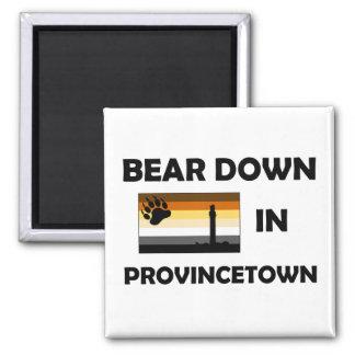 Imã Urso para baixo em Provincetown