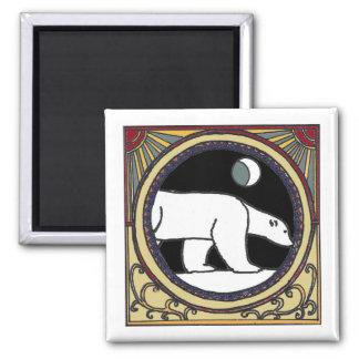 Imã Urso polar de Nouveau