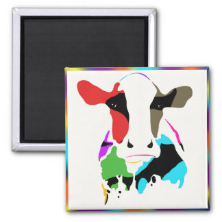 Imã Vaca do arco-íris