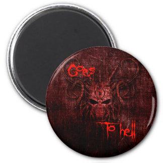 Imã Vai ao inferno