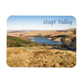 Ímã Vale de Goyt, foto máxima da lembrança do distrito