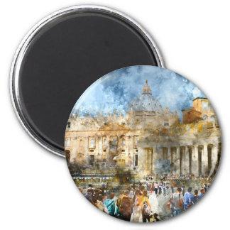 Imã Vaticano em Roma Italia