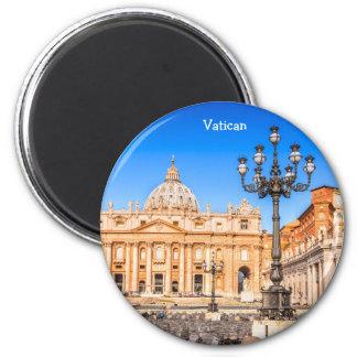 Imã Vaticano redondo do ímã