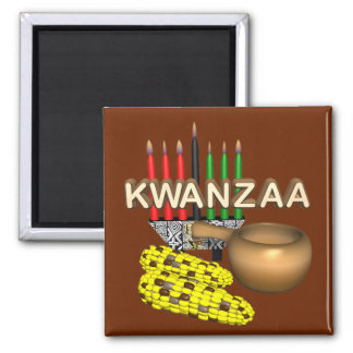 Imã Velas de Kwanzaa -