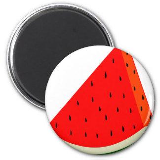 Imã Verão da fatia da colheita da fruta da melancia