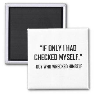 Imã Verificado antes das citações engraçadas