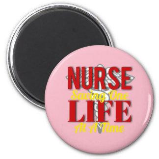 Imã Vida da enfermeira