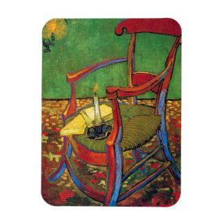 Ímã Vincent van Gogh - a poltrona de Paul Gauguin