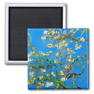 Imã Vincent van Gogh - belas artes de florescência da